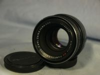 '      1.8 CARL ZEISS PANCOLAR -RARE SMALL VERSION-RED MC- ' Pancolar M42 50MM 1.8 Prime Standard Lens -RED MC SMALL VERSION-RARE- £89.99